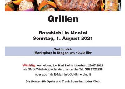 grillen Homepage